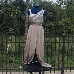 Kay Unger Evening Gown— Worn Once